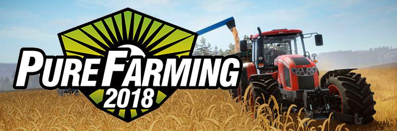 Pure Farming 2018 на ПК - Торрент