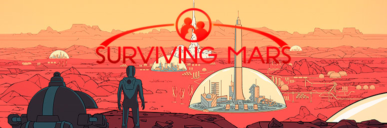 Surviving Mars: Digital Deluxe Edition Update 3 + 1 DLC - Торрент