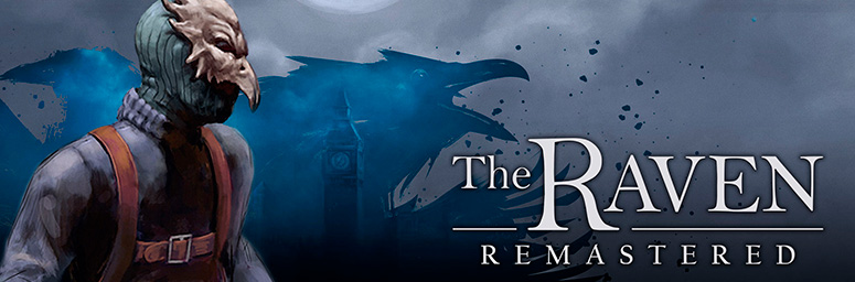 The Raven Remastered v1.1.0.654 - Торрент