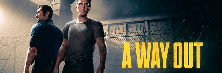 A Way Out на русском языке - Торрент
