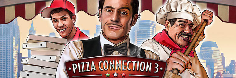 Pizza Connection 3 - Торрент
