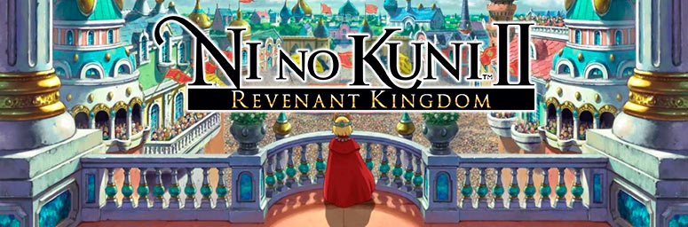 Ni no Kuni II: Revenant Kingdom v1.02 + 4 DLC - Торрент