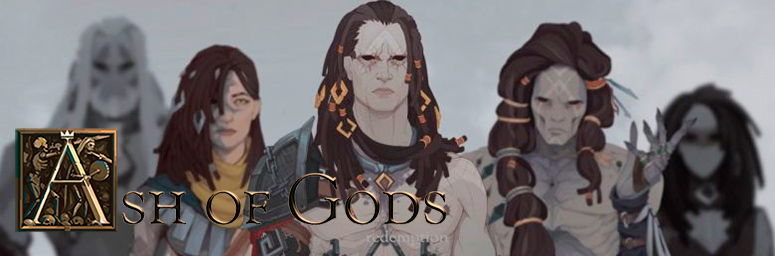 Ash of Gods: Redemption v1.1.38 - Торрент