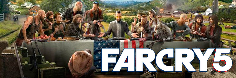 Far Cry 5 - Gold Edition - Торрент