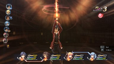 The Legend of Heroes: Trails of Cold Steel II - Торрент