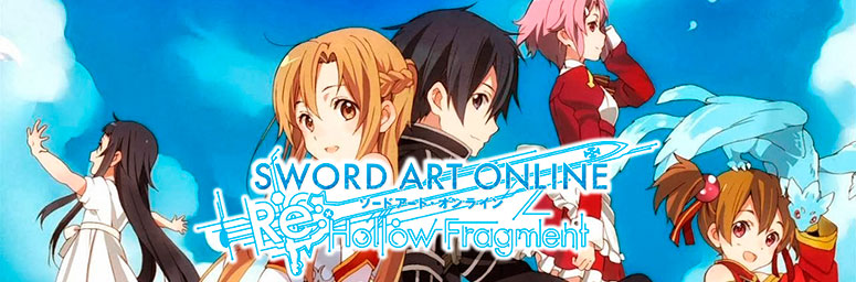 Sword Art Online: Re Hollow Fragment - Торрент