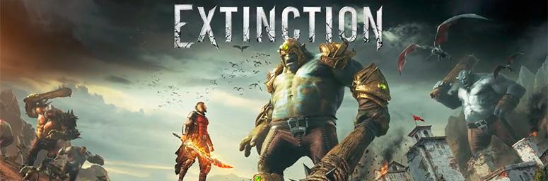 Extinction игра для ПК - Торрент