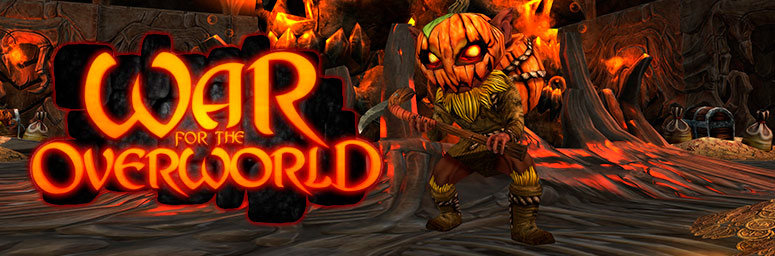 War for the Overworld: Anniversary Collection v2.0f4 + DLCs