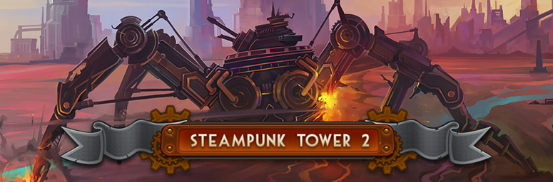 Steampunk Tower 2 на русском языке - Торрент