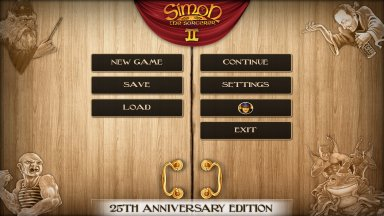 Simon the Sorcerer 2: 25th Anniversary Edition - Торрент