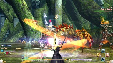 Sword Art Online: Re Hollow Fragment - Торрент