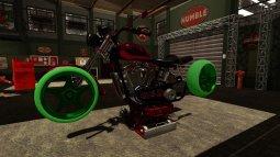 Motorbike Garage Mechanic Simulator 2018 – Торрент