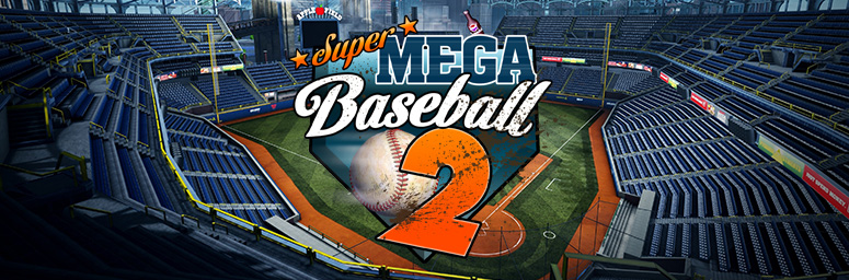 Super Mega Baseball 2 на компьютер – Торрент