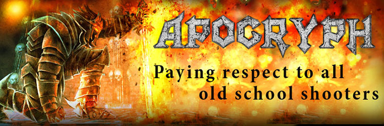 Apocryph: an old-school shooter - Торрент