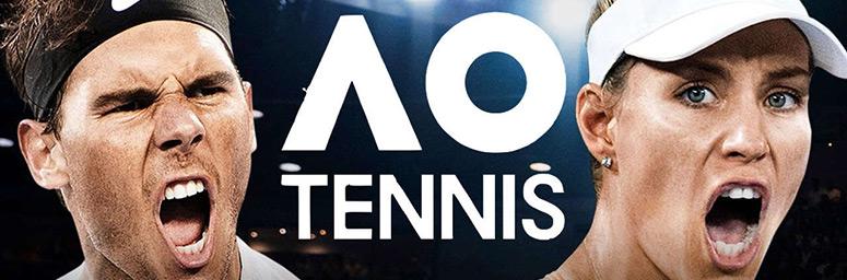AO International Tennis для ПК - Торрент