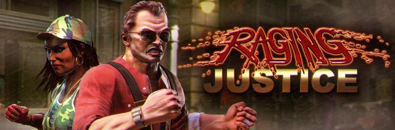 Raging Justice игра для ПК - Торрент