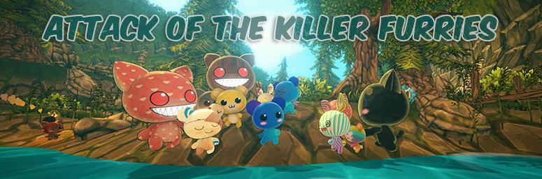 ATTACK OF THE KILLER FURRIES v1.0 – полная версия