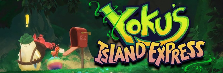 Yoku's Island Express для ПК - Торрент