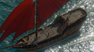 Pillars of Eternity II: Deadfire на русском языке - Торрент