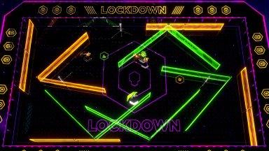 Laser League на русском языке - Торрент