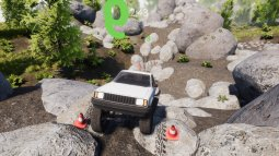 Pure Rock Crawling – игра в процессе разработки