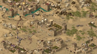 Stronghold Crusader HD v1.41 – русская версия