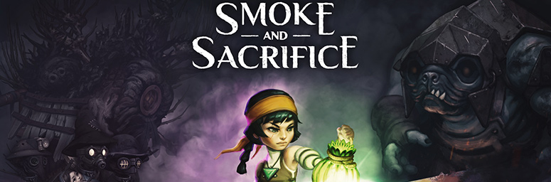 Smoke and Sacrifice на русском языке - Торрент