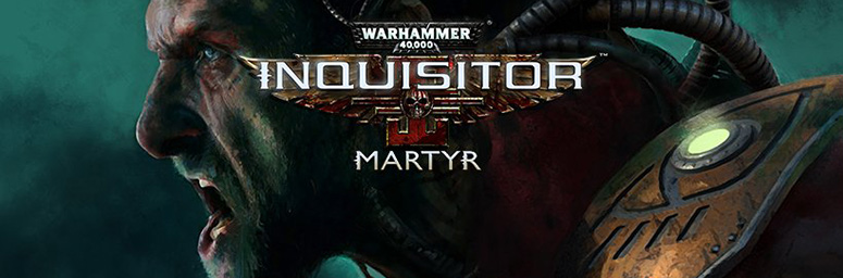 Warhammer 40,000: Inquisitor - Martyr - Торрент