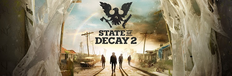 State of Decay 2 v1.3160.34.2 + DLC's - Торрент