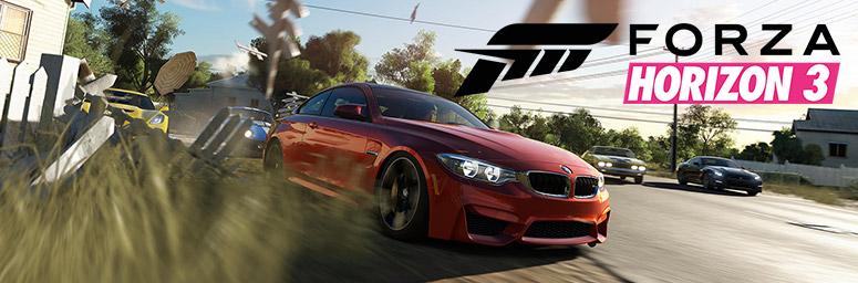 Forza Horizon 3 для ПК - Торрент
