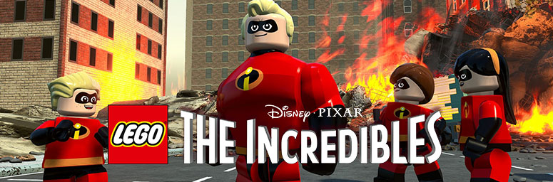 LEGO The Incredibles v1.0.0 + 1 DLC - Торрент