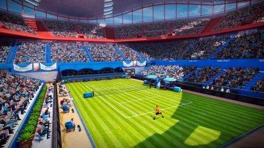 Tennis World Tour на русском языке - Торрент