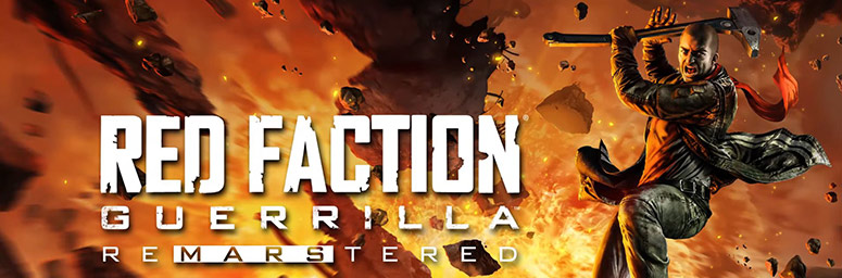 Red Faction Guerrilla Re-Mars-tered- Торрент